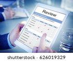 customer satisfaction service... | Shutterstock . vector #626019329