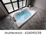 Jacuzzi Bath Tub On Marble...