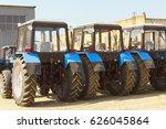 Combines And Tractors ...