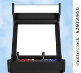 Gaming Arcade Machine With...