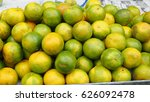 tangerine | Shutterstock . vector #626092478