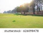 golf course   Shutterstock . vector #626098478