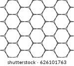 seamless geometric vector... | Shutterstock .eps vector #626101763