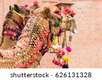 bikaner  india  14th january... | Shutterstock . vector #626131328