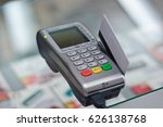 pay for purchases with a credit ...   Shutterstock . vector #626138768
