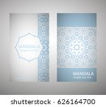 set of banners with ethnic...   Shutterstock .eps vector #626164700