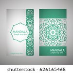 set of banners with ethnic...   Shutterstock .eps vector #626165468
