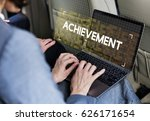 time unlimited infinity ability ... | Shutterstock . vector #626171654