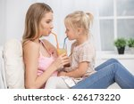 mother and child parenting... | Shutterstock . vector #626173220