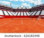 3d render of beautiful modern...   Shutterstock . vector #626182448
