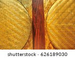 Basket Texture. Wicker Texture...
