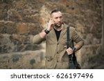 attractive asian businessman... | Shutterstock . vector #626197496
