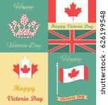 set of vintage posters for... | Shutterstock .eps vector #626199548