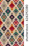 oriental carpet | Shutterstock .eps vector #626292380