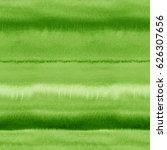 wet watercolor green seamless... | Shutterstock . vector #626307656