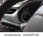 car interior detail | Shutterstock . vector #626365718