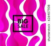 big sale banner  abstract...   Shutterstock .eps vector #626407508