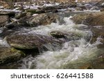A Mountain Stream  A Turbulent...