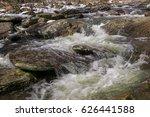 A Mountain Stream  A Turbulent...