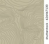 topographic map background... | Shutterstock .eps vector #626467130
