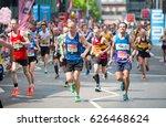 london  uk   april 23  2017 ...   Shutterstock . vector #626468624