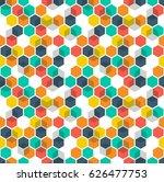 Honeycomb Vector Background....