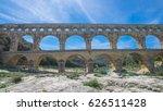 Pont Du Gard  Aqueduct ...