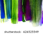 abstract watercolor background... | Shutterstock . vector #626525549
