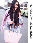 street fashion concept  ... | Shutterstock . vector #626546228