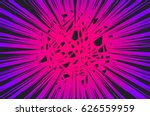 sun rays or explosion boom for... | Shutterstock .eps vector #626559959