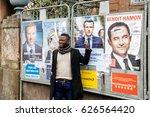 strasbourg  france   apr 23 ...   Shutterstock . vector #626564420