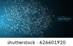 abstract background concept hi... | Shutterstock .eps vector #626601920