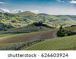 radda  tuscany   april 13  2017 ... | Shutterstock . vector #626603924
