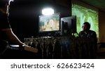 sacramento   april 15  esports...   Shutterstock . vector #626623424