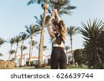 view from back amazing...   Shutterstock . vector #626639744