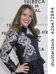 Small photo of NEW YORK, NY , USA - APRIL 23: Director Alexandra Dean attends the 2017 Tribeca Film Festival - 'Bombshell: The Hedy Lamarr Story' screening at SVA Theater, Manhattan