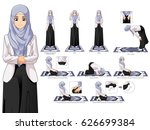 complete set of muslim woman...