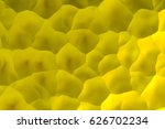 yellow abstract background.... | Shutterstock . vector #626702234