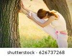photo of beautiful young woman... | Shutterstock . vector #626737268