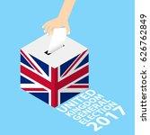united kingdom  uk  general... | Shutterstock .eps vector #626762849