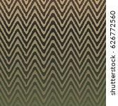 halftone zig zag pattern... | Shutterstock .eps vector #626772560