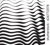 halftone pattern background... | Shutterstock .eps vector #626772578