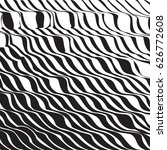 halftone pattern background... | Shutterstock .eps vector #626772608