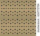 halftone camo background.... | Shutterstock .eps vector #626772704