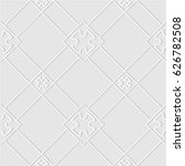 seamless pattern of lines.... | Shutterstock .eps vector #626782508