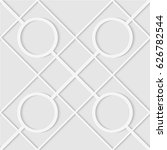 seamless pattern of lines.... | Shutterstock .eps vector #626782544