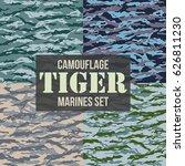 Tiger Stripe Camouflage...