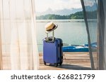 time to relax  traveling... | Shutterstock . vector #626821799