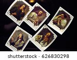 belarus  minsk   february 04 ... | Shutterstock . vector #626830298