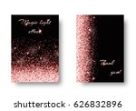 foil background with flare... | Shutterstock .eps vector #626832896